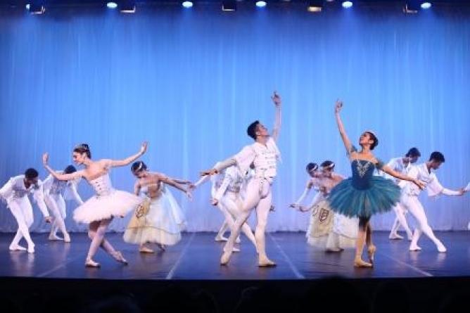 18 anos da Escola Bolshoi no Brasil