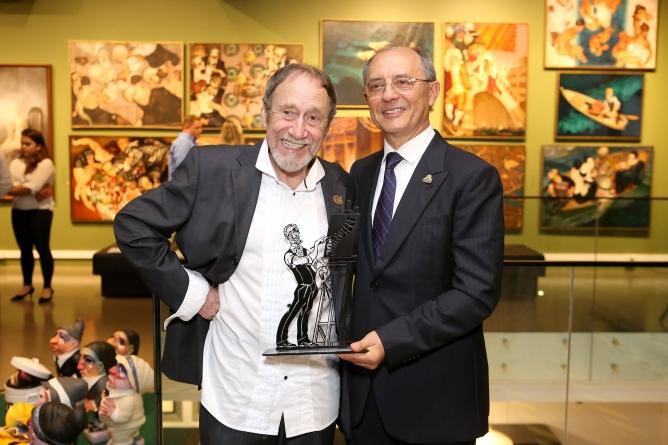 Escola Bolshoi recebe Prêmio Juarez Machado de Turismo