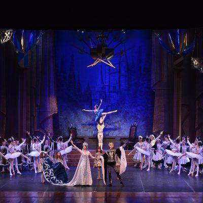 III Ato do Ballet