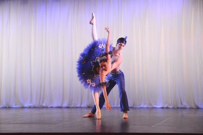 Gala Ambiental Bolshoi Brasil