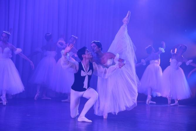 A magia e o romantismo do balé clássico