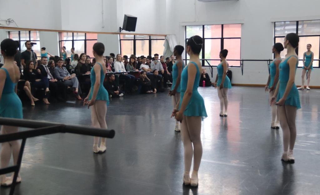 Em mais um ano, Bolshoi Brasil recebe personalidades da dança para as avaliações