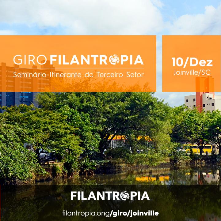 Giro Filantropia: Seminário Itinerante do Terceiro Setor