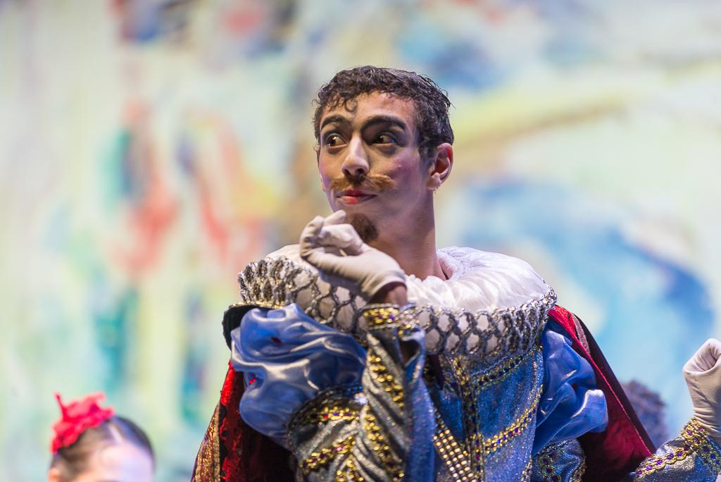 Escola Bolshoi divulga solistas convidados para espetáculo dos 20 anos